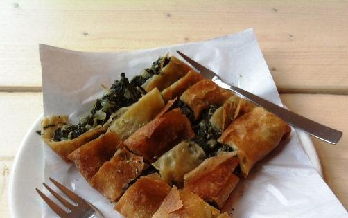 Trela Plein bakery - Bougatsa