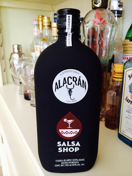 Salsa Shop Amsterdam - tequila