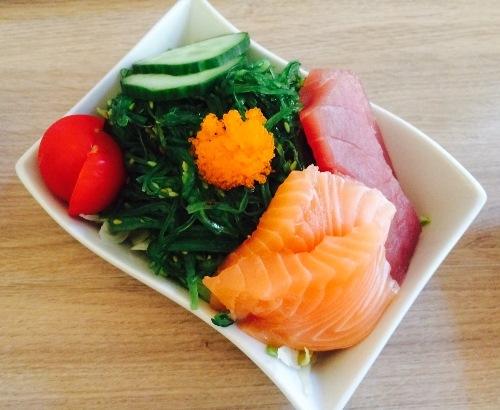 Yummie sashimi-Amsterdam restaurant