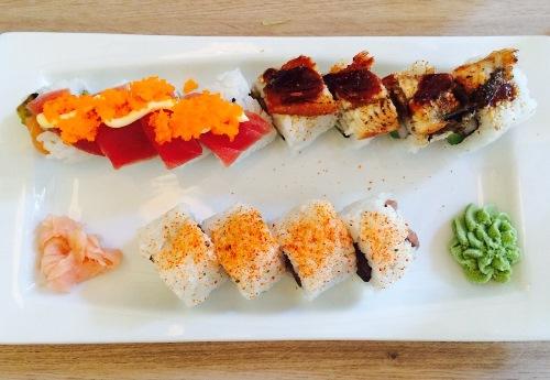 Yummie sushi Amsterdam
