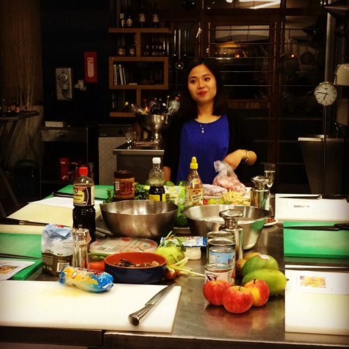My's Vietnamese cookery workshop - Amsterdam