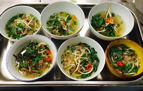 Pho-Vietnamese cookery workshop-Amsterdam
