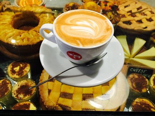 Cappuccino - Rome
