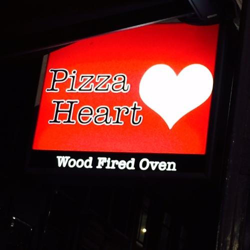 Pizza Heart Amsterdam