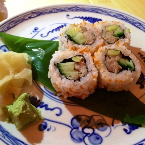 De Japanner - sushi