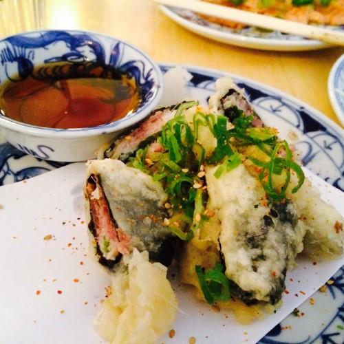 De Japanner - tempura
