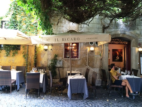Where to eat in Rome when there's no avoiding the tourist ...