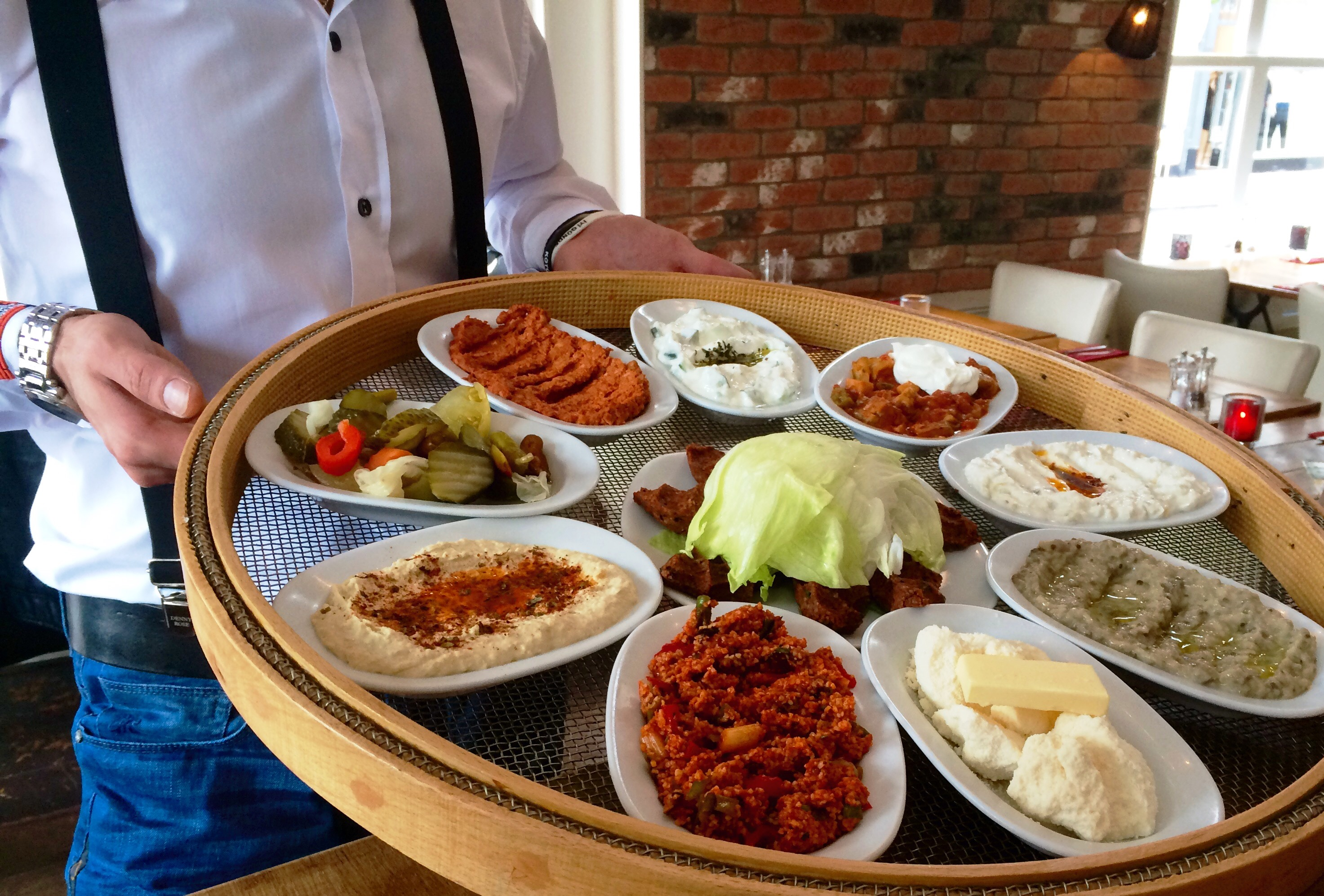 Amsterdam food news gin neo bistro ali ocakbasi shirkhan for Ocakbasi amsterdam oost