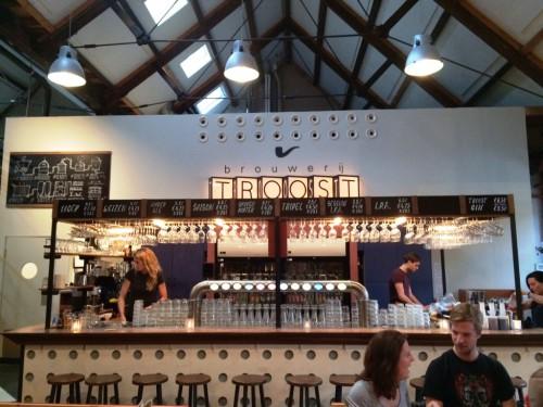 Troost brewery westergas