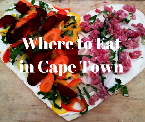 Where to Eat in Cape Town
