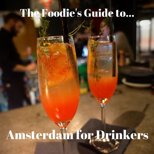 My Guide to Amsterdam for Drinkers