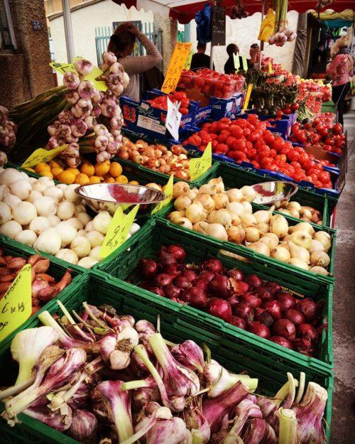 Pelissanne market
