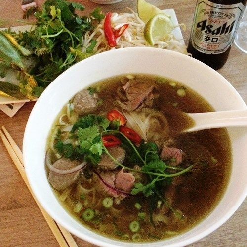Pho: soup for the soul