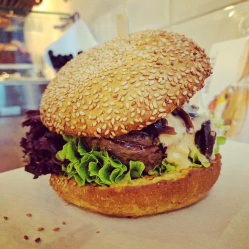 Lombardo's burger amsterdam