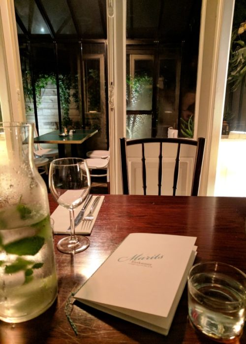 Amsterdam vegetarian restaurant reviews x2: Marits Eetkamer and Café ...