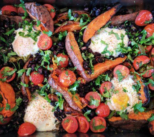 best vegetarian recipes brunch