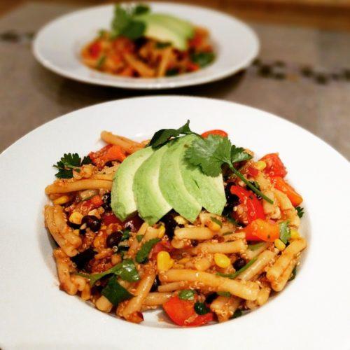best vegetarian recipes pasta salad
