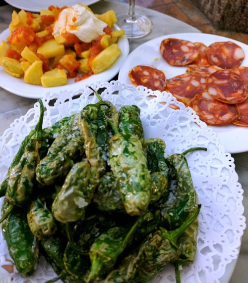 Barcelona food guide - tapas