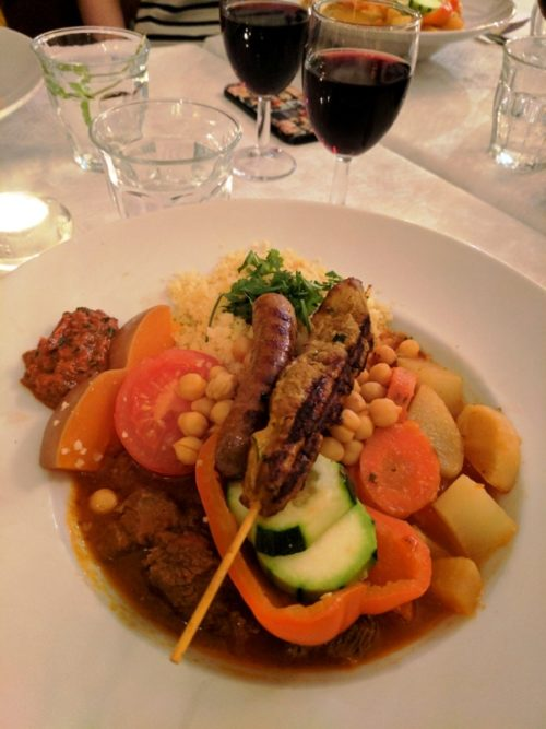 Budget restaurants de Pijp - Couscous club
