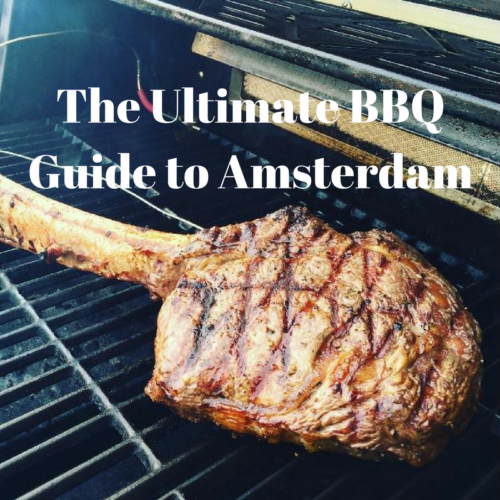 The Ultimate BBQ Guide to Amsterdam