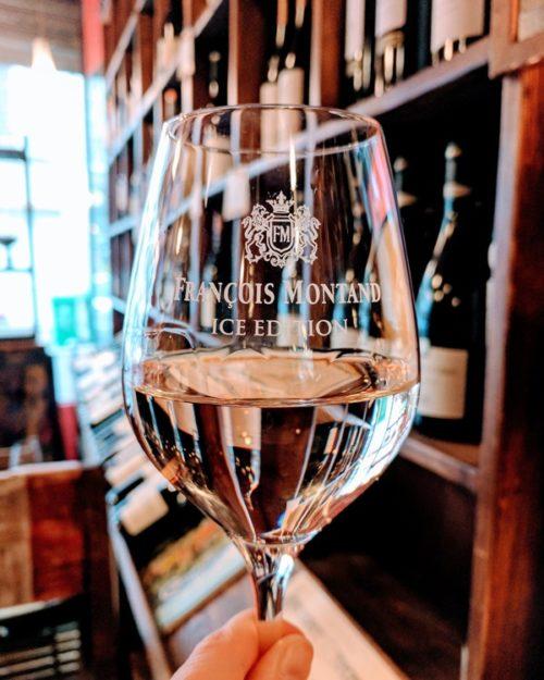 Le 11eme Domaine wine bar - Paris food guide