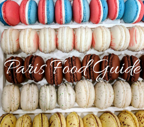 Paris Food Guide