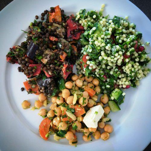 Vegetarian Amsterdam - Crave salads