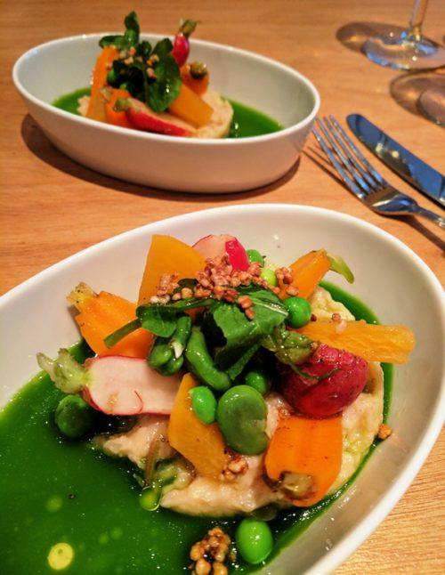 Vegetarian Amsterdam restaurant - Morris & Bella