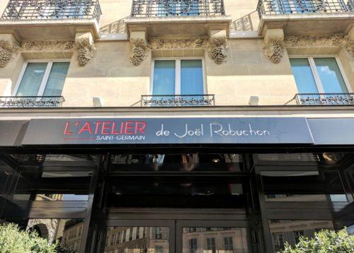 Atelier Joel Robuchon Paris Saint-Germain