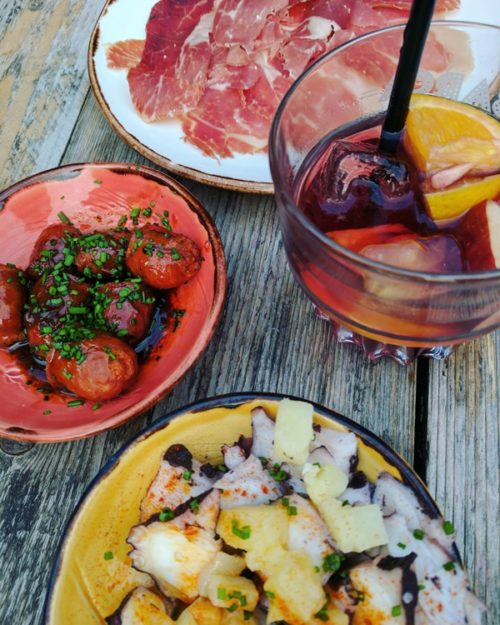 Barca tapas restaurant Amsterdam