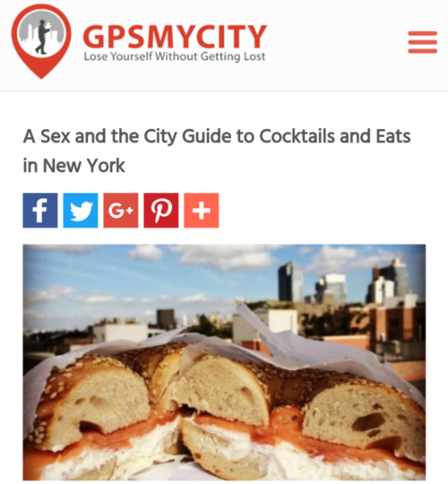 Amsterdam Foodie travel guide app