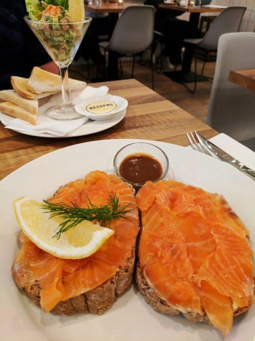 Kessens Scandinavian cafe Amsterdam