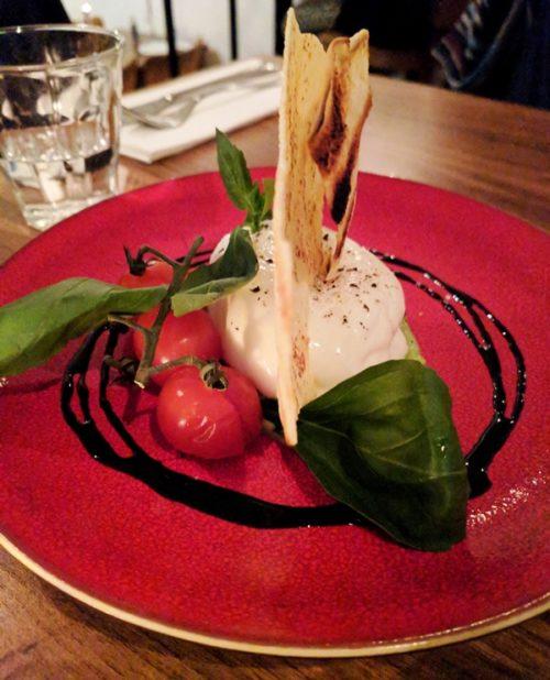 Meneer de Wit Heeft Honger - Amsterdam restaurants