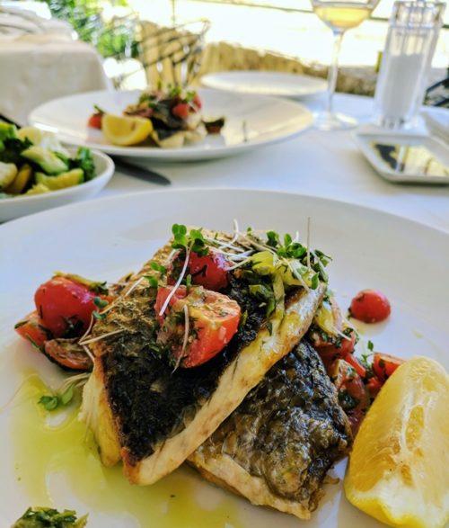 Rampila restaurant Malta