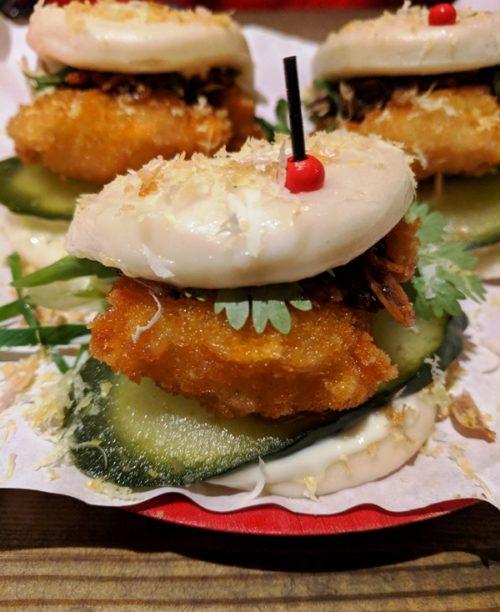 Shanghai Bistro bao buns