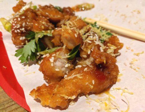 Shanghai Bistro street food restaurant