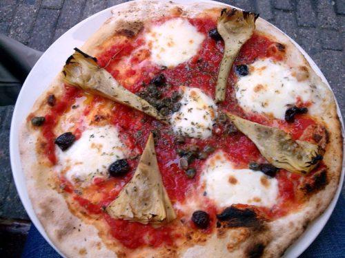 La Perla - best pizza in Amsterdam