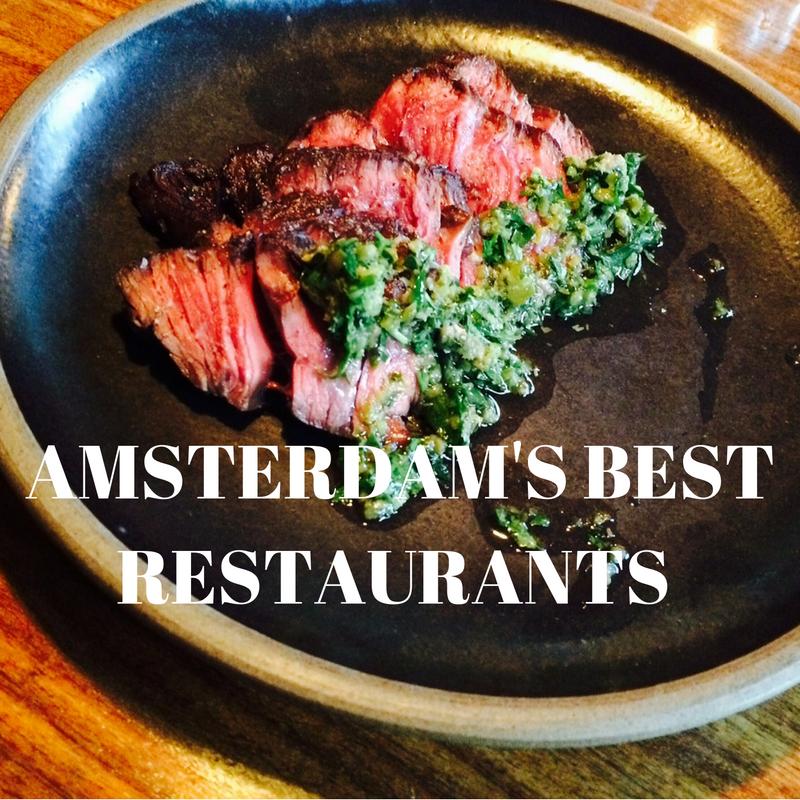 Amsterdam restaurant recommendations