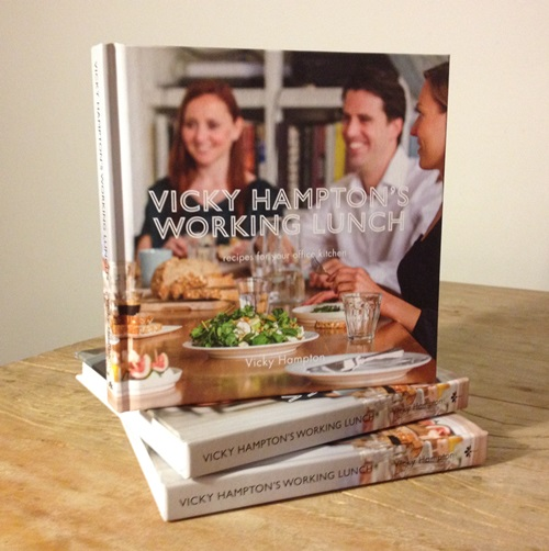 Vicky Hampton's Working Lunch Cookbook