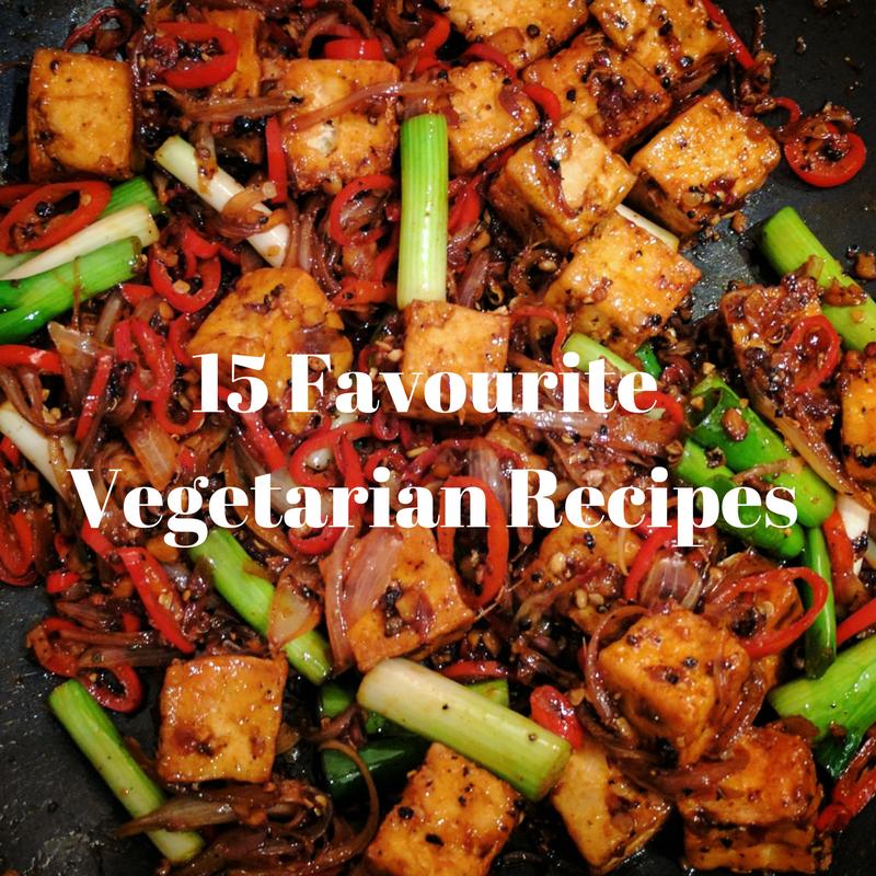 Vegetarian January: What I Learned + 15 Best Vegetarian