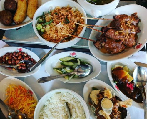 Sama Sebo review - Indonesian restaurant Amsterdam