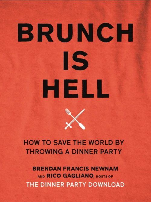 Gifts for foodies - Brunch is hell