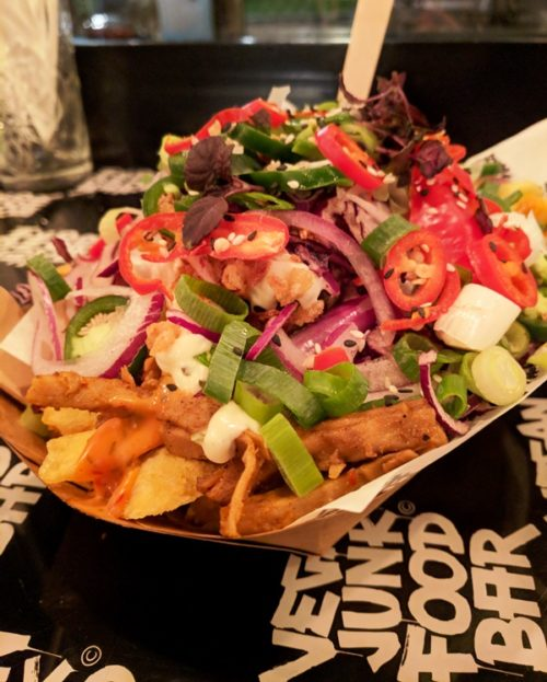 Vegan Junk Food Bar Amsterdam - kapsalon