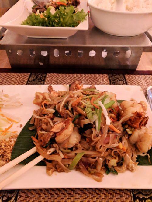 Thai restaurant in Amsterdam - Chok Dee