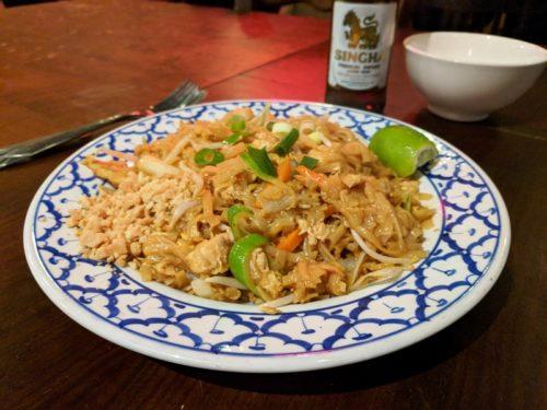 Thai restaurant in Amsterdam - Mae Somjai
