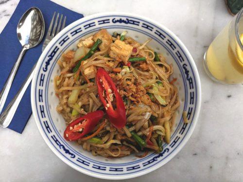 Thai restaurants in Amsterdam - Bar Mash