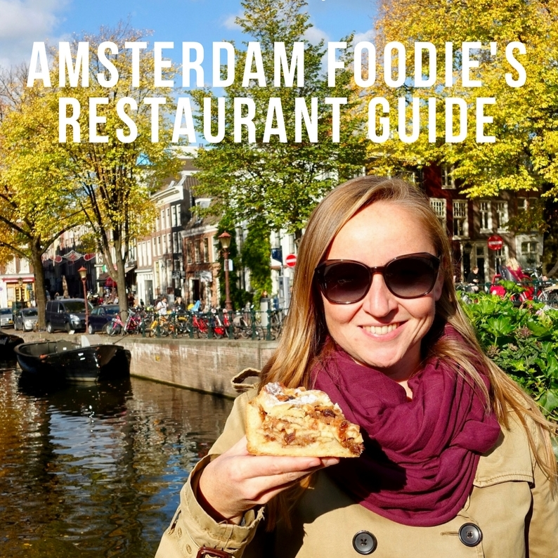 Amsterdam Restaurant Guide: E-book by Amsterdam Foodie