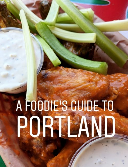 A Foodie's Guide to Portland