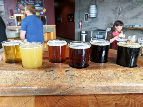 Portland Food Guide - Base Camp Brewery