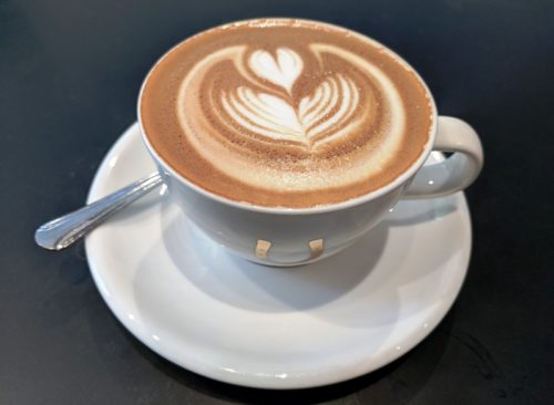 Portland Food Guide - where to drink coffee